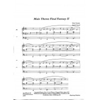 Main Theme Final Fantasy II/Nobu Uematsu