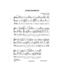 Jubelmarsch / N. E Kjellander / Bearb: H Agrell