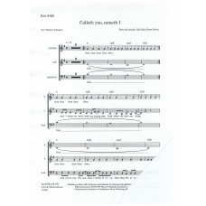 Calleth you, cometh I / Ola Salo, Peter Kvint/Arr: Tommy Jonsson