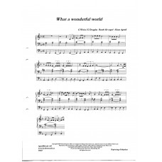What a wonderful world /G Weiss/G Douglas