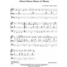 Green Green Grass of Home / Curly Putman