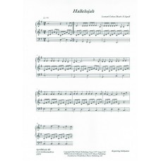 Hallelujah / Leonard Cohen
