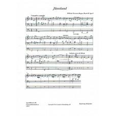 Jämtland / W Peterson-Berger