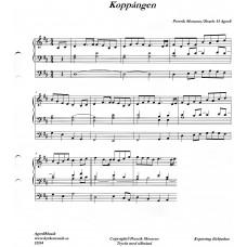 Koppången / Pererik Moraeus / Bearb: H Agrell