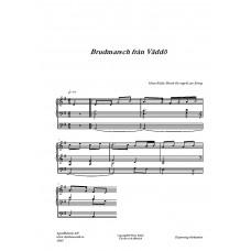 Brudmarsch från Väddö /H Röjås