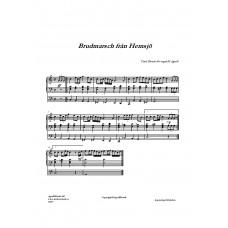 Brudmarsch från Hemsjö /Trad