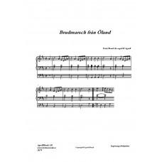 Brudmarsch från Öland /Trad