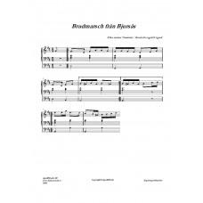 Brudmarsch från Bjursås /Efter Anders Törnkvist