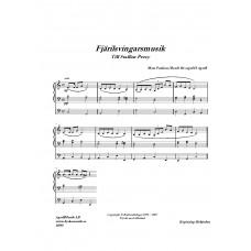 Fjärilsvingars Musik /Mats Paulson