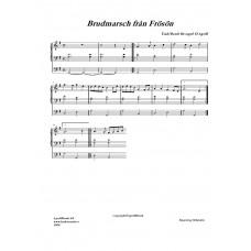 Brudmarsch från Frösön /Trad/Arr:H Agrell