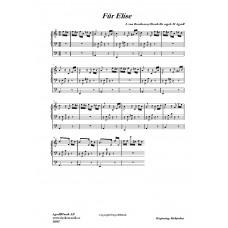 Für Elise /L v Beethoven