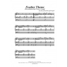 Forrest Gump -  Feather Theme /Alan Silvestri