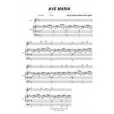 Ave Maria fiol-orgel /H Gyldmark