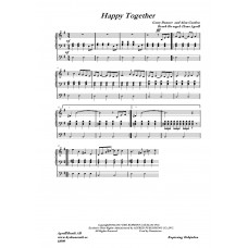 Happy together /G Bonner/Alan Gordon