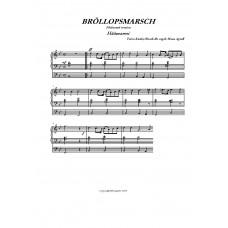 Bröllopsmarsch /Toivo Kuula