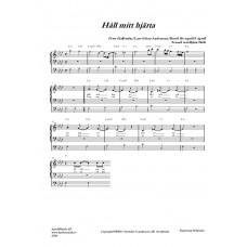 Håll mitt hjärta /L-G Andersson/ P Hallström