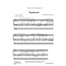 Änglamark.2. /E Taube/Bearb: Jens Claesson