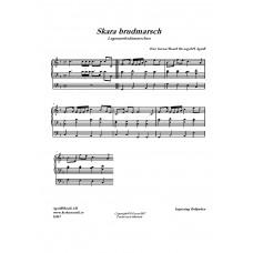 Brudmarsch från Skara/Lagmansbodamarschen /Owe Green
