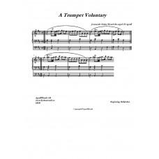 A Trumpet Voluntary/J Clarke
