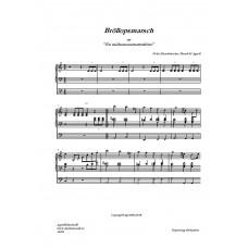 Bröllopsmarsch /F Mendelssohn