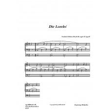 Die Lorelei /F Silcher