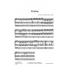 Wedding /B Andersson/S Hedlund