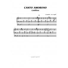 Canto Amoroso/Samartini