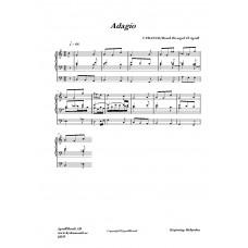 Adagio in C /C Franck